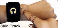 Braccio Touch con Skin Track