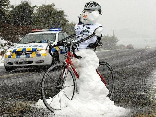 Cold Weather Cycling Tips