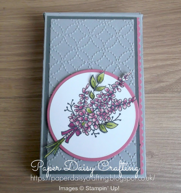 Lots to Love box framelits dies and Lots of Lavender