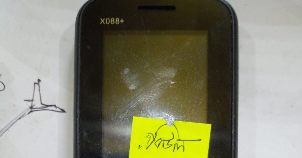 micromax X088+ MT6261 Firmware 100% Tested - GSM Note