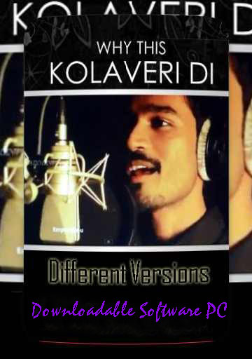 Why This Kolaveri Di Songs Free Download Mp3 Direct Online