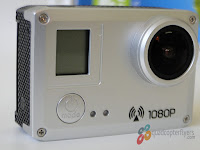 Amkov Amk 5000s Camera Front View