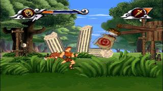 Disney Hercules Game