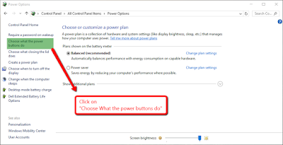 How to enable Hibernate option in windows 10. 3