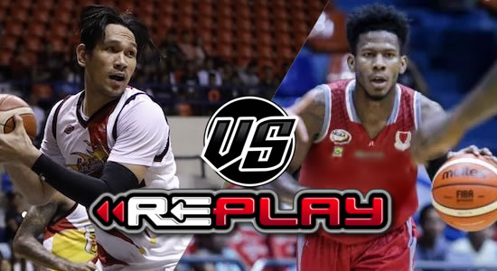 Video Playlist: San Miguel Beermen vs Columbian Dyip replay 2019 PBA Philippine Cup January 18