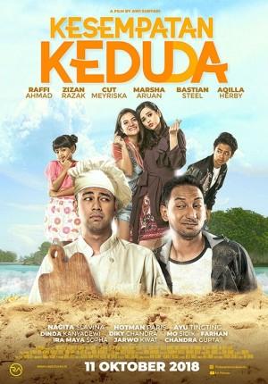 FILM KESEMPATAN KEDUDA (11 Oktober 2018)