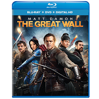 The Great Wall (2016) 1080p