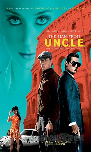 The Man from U.N.C.L.E. (2015) English 720p Bluray 950MB With Hindi Subtitles