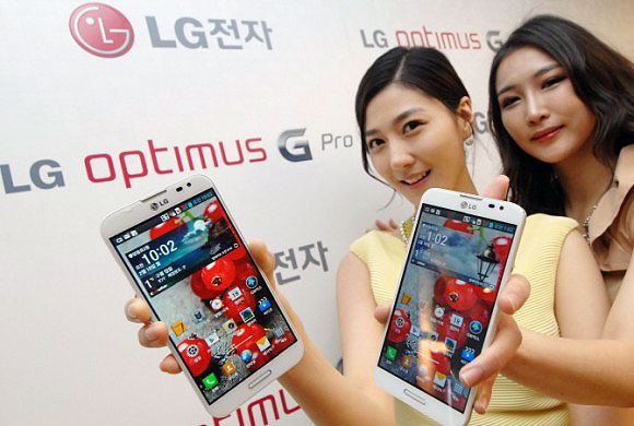 LG Optimus G Pro,Quad-Core,Jelly Bean,Android