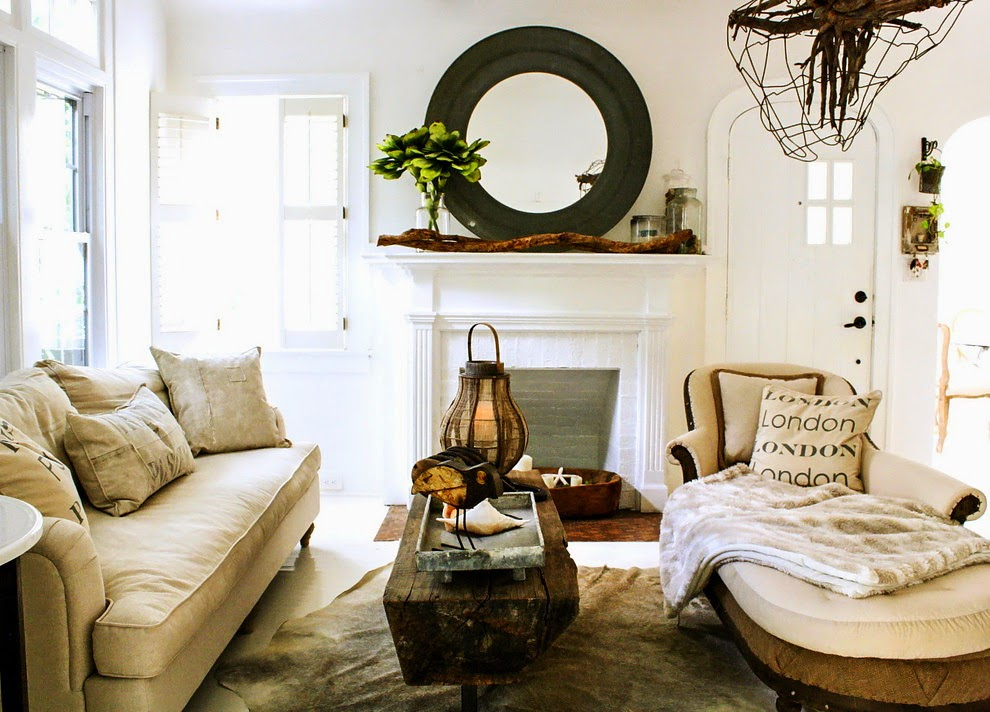 Natura w białym domku, wystrój wnętrz, wnętrza, urządzanie domu, dekoracje wnętrz, aranżacja wnętrz, inspiracje wnętrz,interior design , dom i wnętrze, aranżacja mieszkania, modne wnętrza, biała wnętrza, styl skandynawski, scandinavian style, styl rustykalny, shabby chic, retro, salon