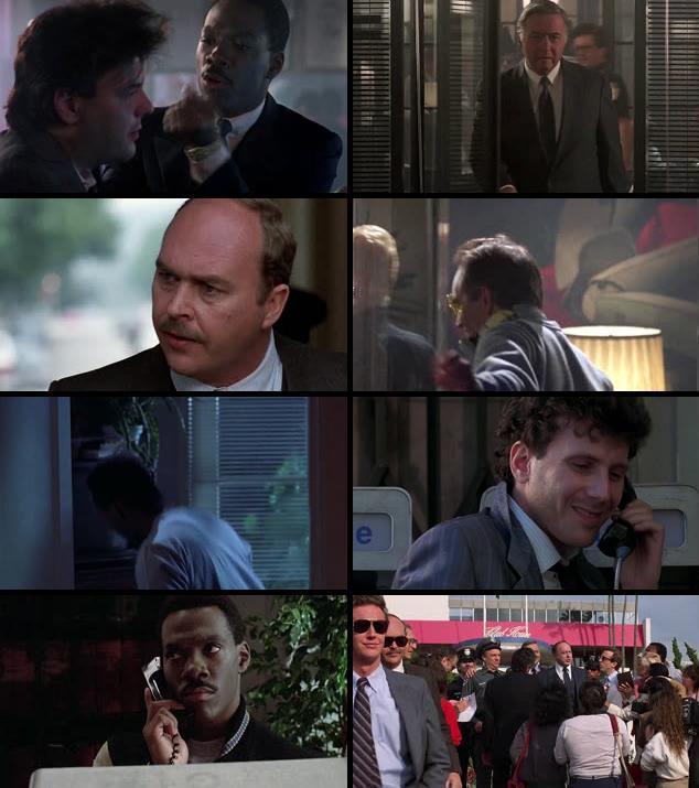 Beverly Hills Cop 2 1987 Dual Audio Hindi 480p BluRay