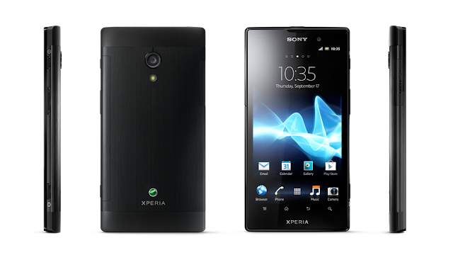 Sony Xperia ion LTE Specifications - LAUNCH Announced 2012, January DISPLAY Type LED-backlit LCD, capacitive touchscreen, 16M colors Size 4.55 inches (~63.1% screen-to-body ratio) Resolution 720 x 1280 pixels (~323 ppi pixel density) Multitouch Yes Protection Scratch-resistant glass BODY Dimensions 133 x 68 x 10.8 mm (5.24 x 2.68 x 0.43 in) Weight 144 g (5.08 oz) SIM Mini-SIM PLATFORM OS Android OS, v2.3 (Gingerbread), v4.0 (Ice Cream Sandwich), upgradable to v4.1.2 (Jelly Bean) CPU Dual-core 1.5 GHz Scorpion Chipset Qualcomm MSM8260 Snapdragon S3 GPU Adreno 220 MEMORY Card slot microSD, up to 32 GB (dedicated slot) Internal 16 GB, 1 GB RAM CAMERA Primary 12 MP, autofocus, LED flash Secondary 1080p@30fps Features Geo-tagging, touch focus, face/smile detection, panorama Video 1.3 MP, 720p@30fps NETWORK Technology GSM / HSPA / LTE 2G bands GSM 850 / 900 / 1800 / 1900 3G bands HSDPA 850 / 1900 / 2100  HSDPA 850 / 1700 / 1900 / 2100 4G bands LTE band 4(1700/2100), 17(700) Speed HSPA 21.1/5.76 Mbps, LTE Cat3 100/50 Mbps GPRS Yes EDGE Yes COMMS WLAN Wi-Fi 802.11 b/g/n, Wi-Fi Direct, DLNA, hotspot NFC Yes GPS Yes, with A-GPS, GLONASS USB microUSB v2.0, USB Host Radio Stereo FM radio with RDS Bluetooth v2.1, A2DP, EDR FEATURES Sensors Sensors Accelerometer, gyro, proximity, compass Messaging SMS (threaded view), MMS, Email, IM, Push Email Browser HTML5, Adobe Flash Java Yes, via Java MIDP emulator SOUND Alert types Vibration; MP3, WAV ringtones Loudspeaker Yes 3.5mm jack Yes BATTERY  Non-removable Li-Ion 1900 mAh battery Stand-by Stand-by Up to 400 h (2G) / Up to 350 h (3G) Talk time Up to 10 h (2G) / Up to 4 h (3G) Music play Up to 12 h MISC Colors Black, White SAR US SAR US 1.05 W/kg (head)     0.57 W/kg (body) SAR EU 0.87 W/kg (head)      - Sony Mobile BRAVIA Engine - Timescape UI - ANT+ support - HDMI port - Active noise cancellation with dedicated mic - MP4/H.264/WMV player - MP3/eAAC+/WMA/WAV player - TrackID music recognition - Document viewer - Voice memo/dial/commands - Predictive text input