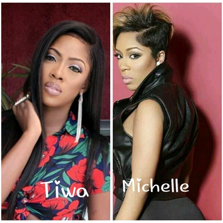 Tiwa Savage and American singer K. Michelle are sisters?