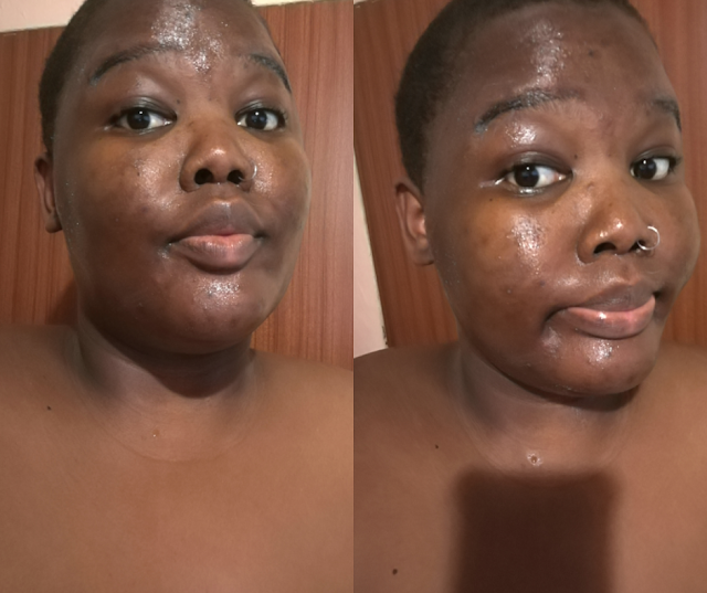 L'ORÉAL Pure Clay Detox Wash Review, south african beauty blogger,