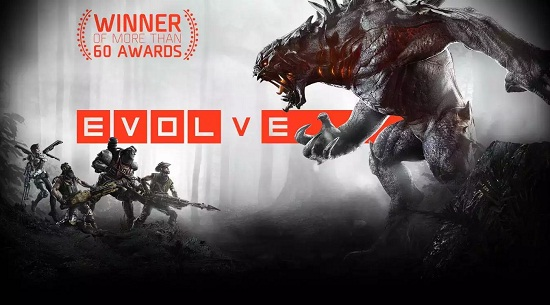 Free Download Evolve Monster Race Edition PC Game