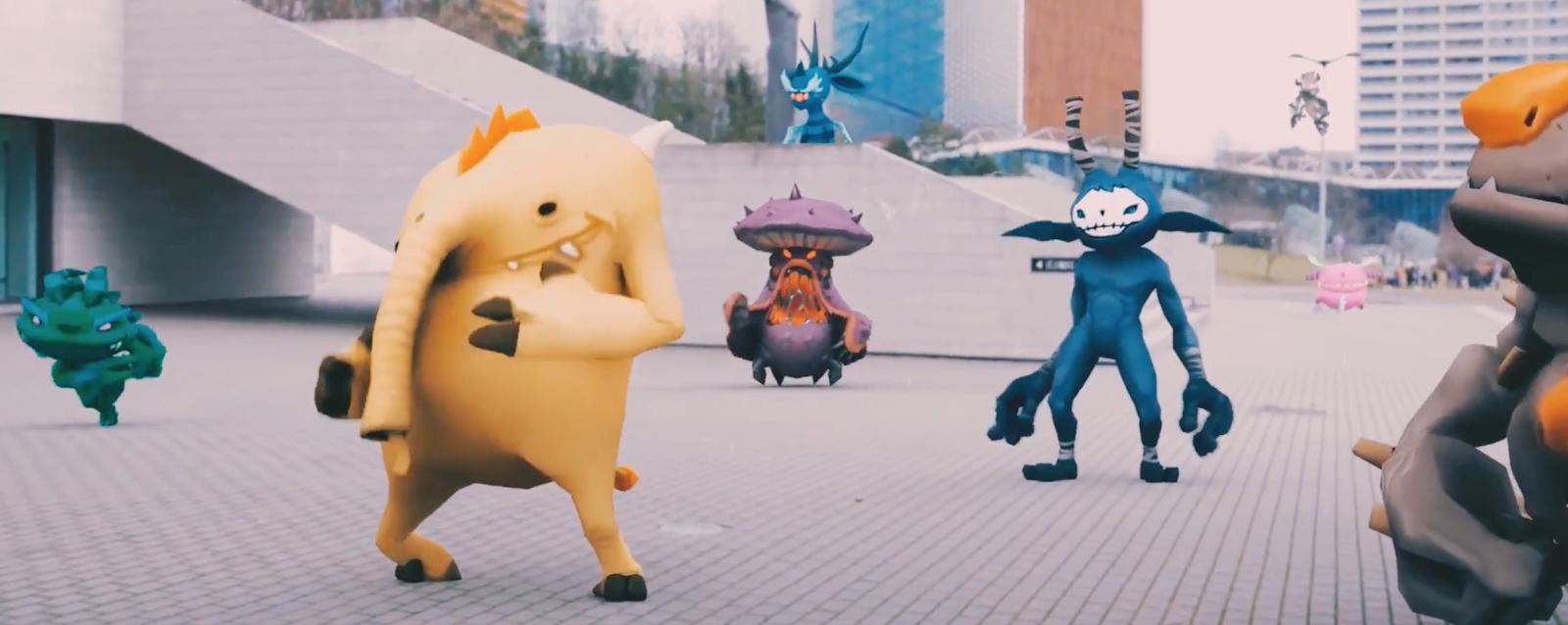 Monster Buster: World Invasion llega a iOS, una nueva aventura de realidad virtual