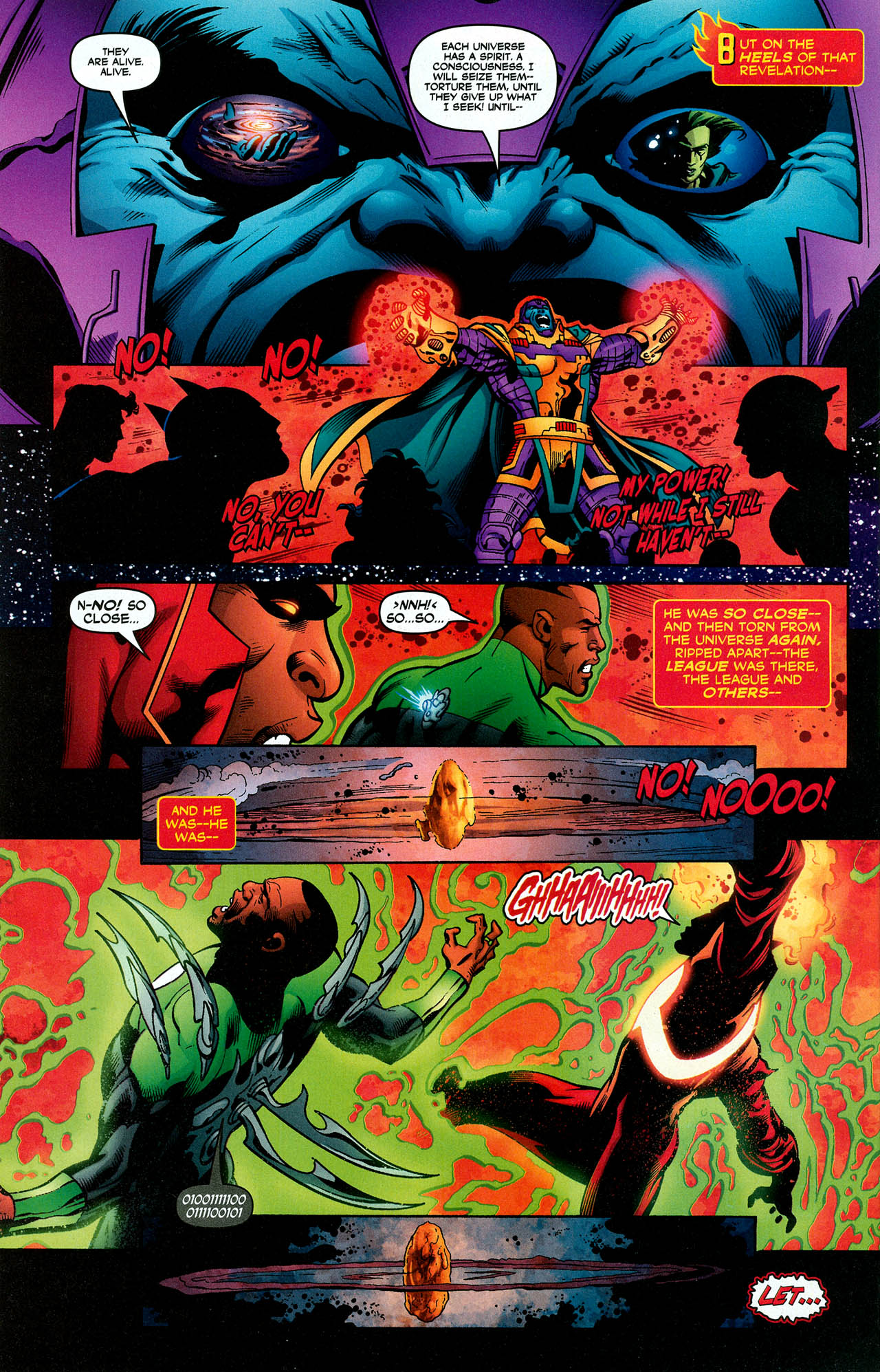 Read online Trinity (2008) comic -  Issue #7 - 28