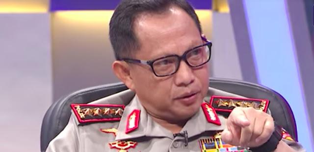 "Teroris Nangis Disuruh Tito Karnavian Bunuh Diri, ""Saya Takut Masuk Neraka Pak"""