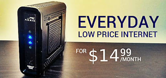 Time Warner Cable's Everyday Low Price Internet Review: $14.99 A Month | Modern Defrag