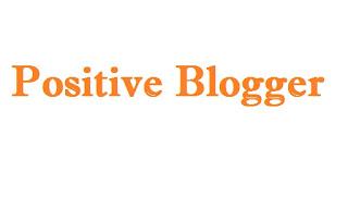 Blog Sehat di Bangun Dengan Pemikiran Sehat,Blogger Positive,Positif dan membangun,