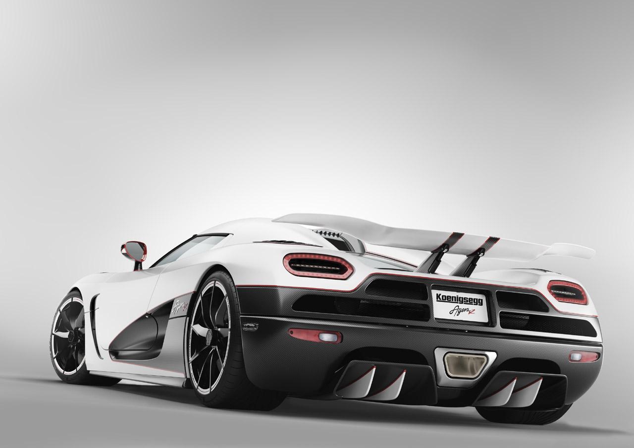 HD Cars Wallpapers: Koenigsegg Agera