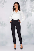 Pantaloni pentru o tinuta office sau casual4
