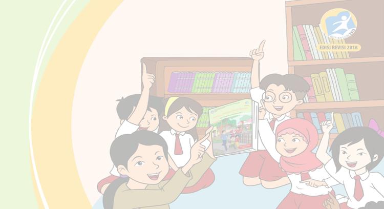buku guru dan siswa kelas 6 sd kurikulum 2013 revisi 2018