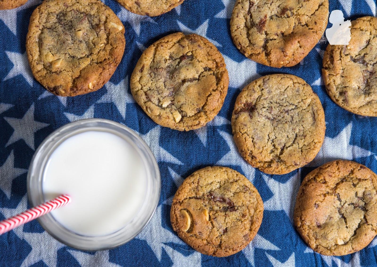 Suklaa Cookies