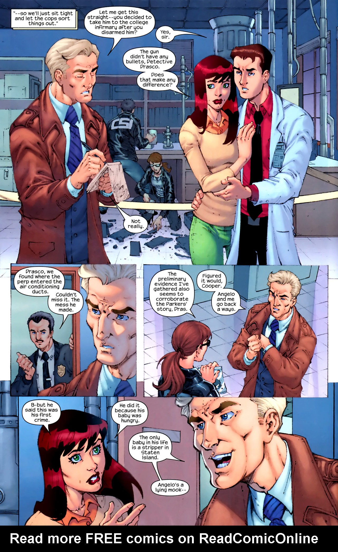 Read online Amazing Spider-Man Family comic -  Issue #4 - 29