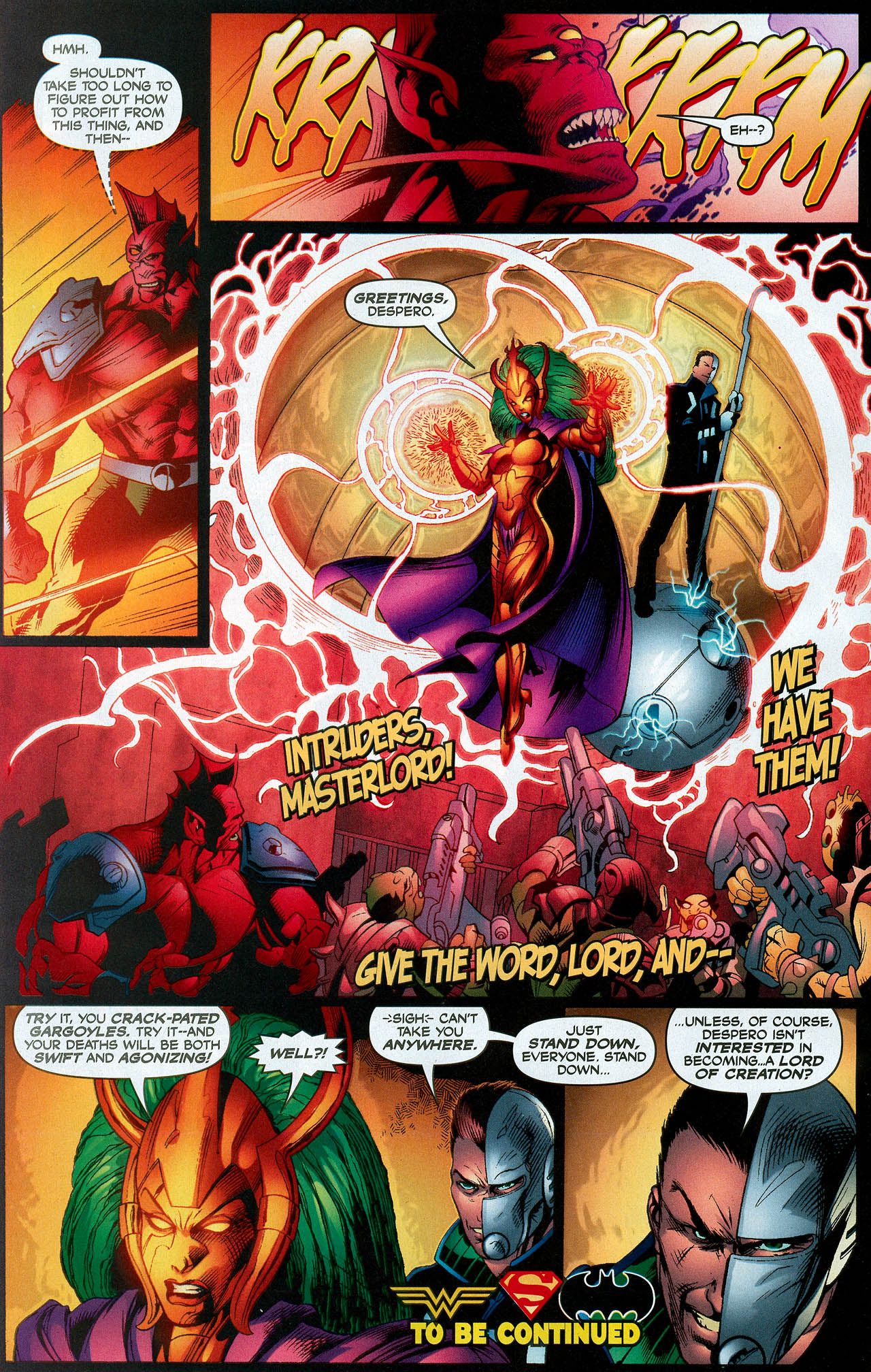 Read online Trinity (2008) comic -  Issue #7 - 18