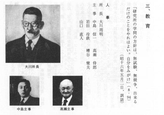 東亜経済調査局附属研究所