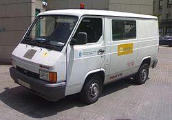 Nissan, Trade, Avia, Ebro