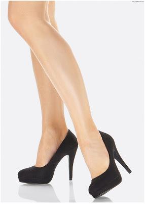 Zapatos de tacon comodos