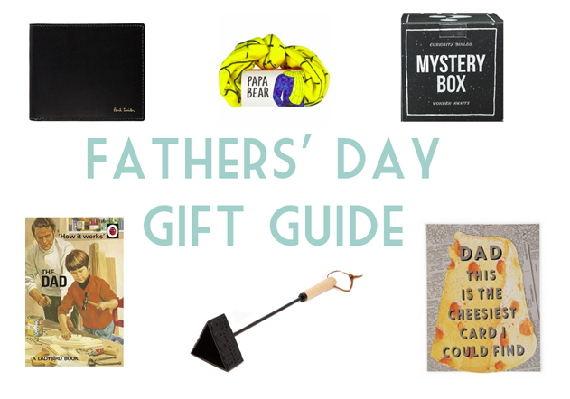 Gift ideas for Fathers' Day