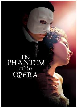 9833 - Filme O Fantasma da Ópera - Dublado Legendado