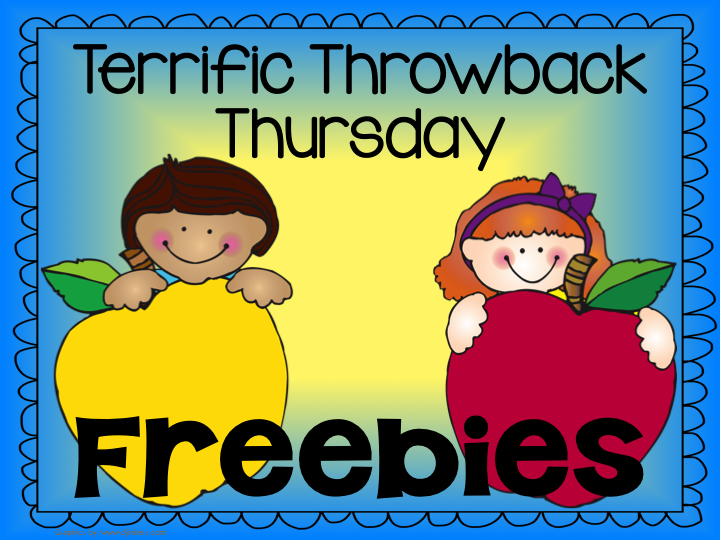 Fern Smith's Classroom Ideas Terrific Throwback Thursday FREEBIES - Jump into Summer with Fractions An Introduction to Benchmarks Center Game