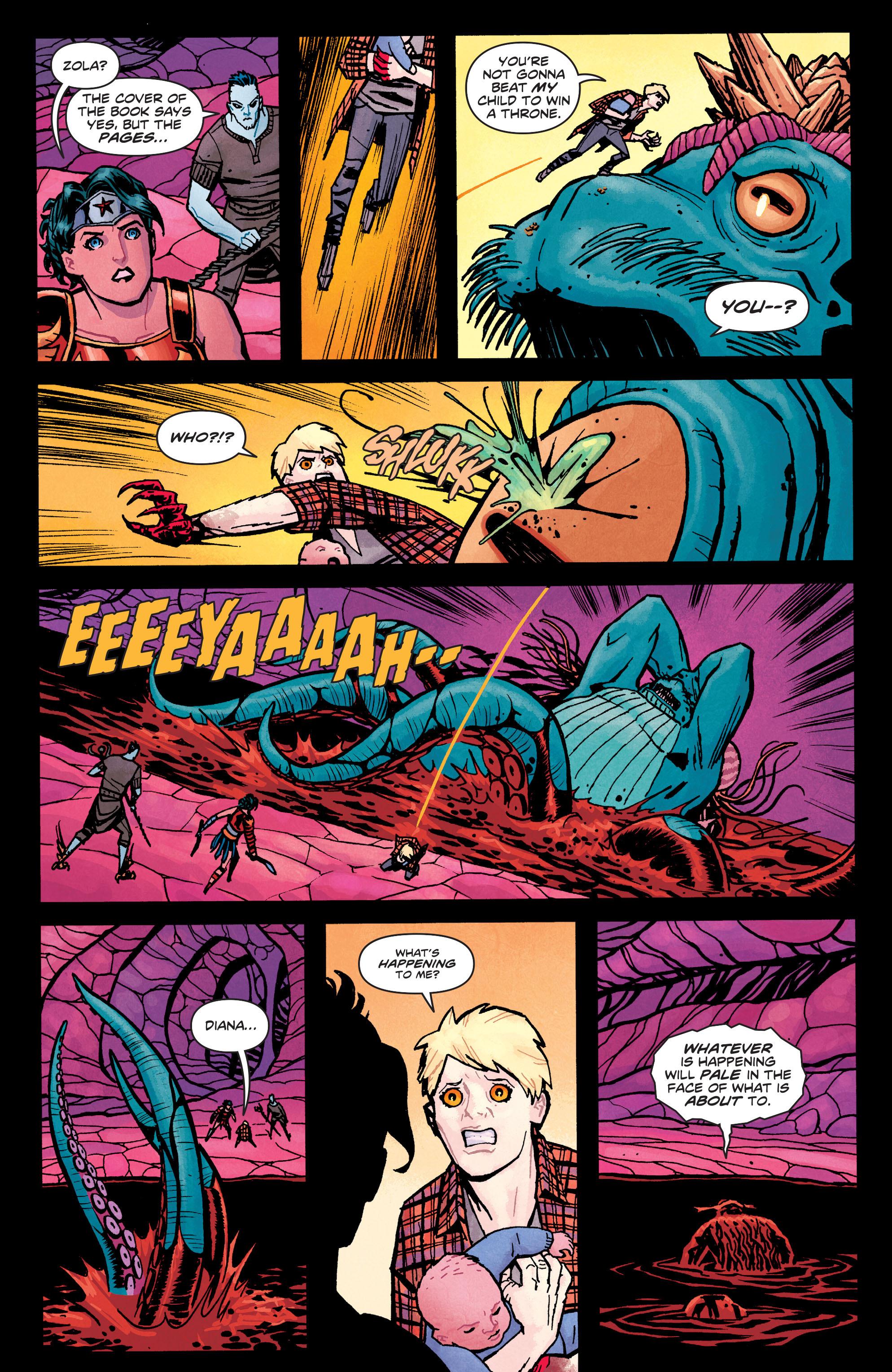 Read online Wonder Woman (2011) comic -  Issue #35 - 4