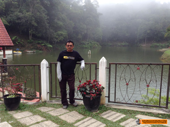 Allan's Water, Fraser's Hill, Pahang Malaysia