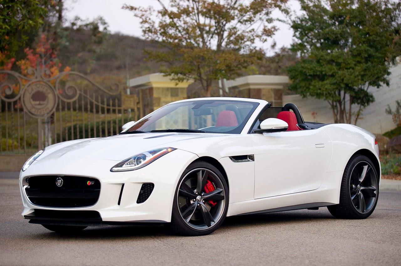 automotiveblogz 2014 jaguar f type v8 s review photos. Black Bedroom Furniture Sets. Home Design Ideas