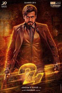 24 Tamil Movie Review