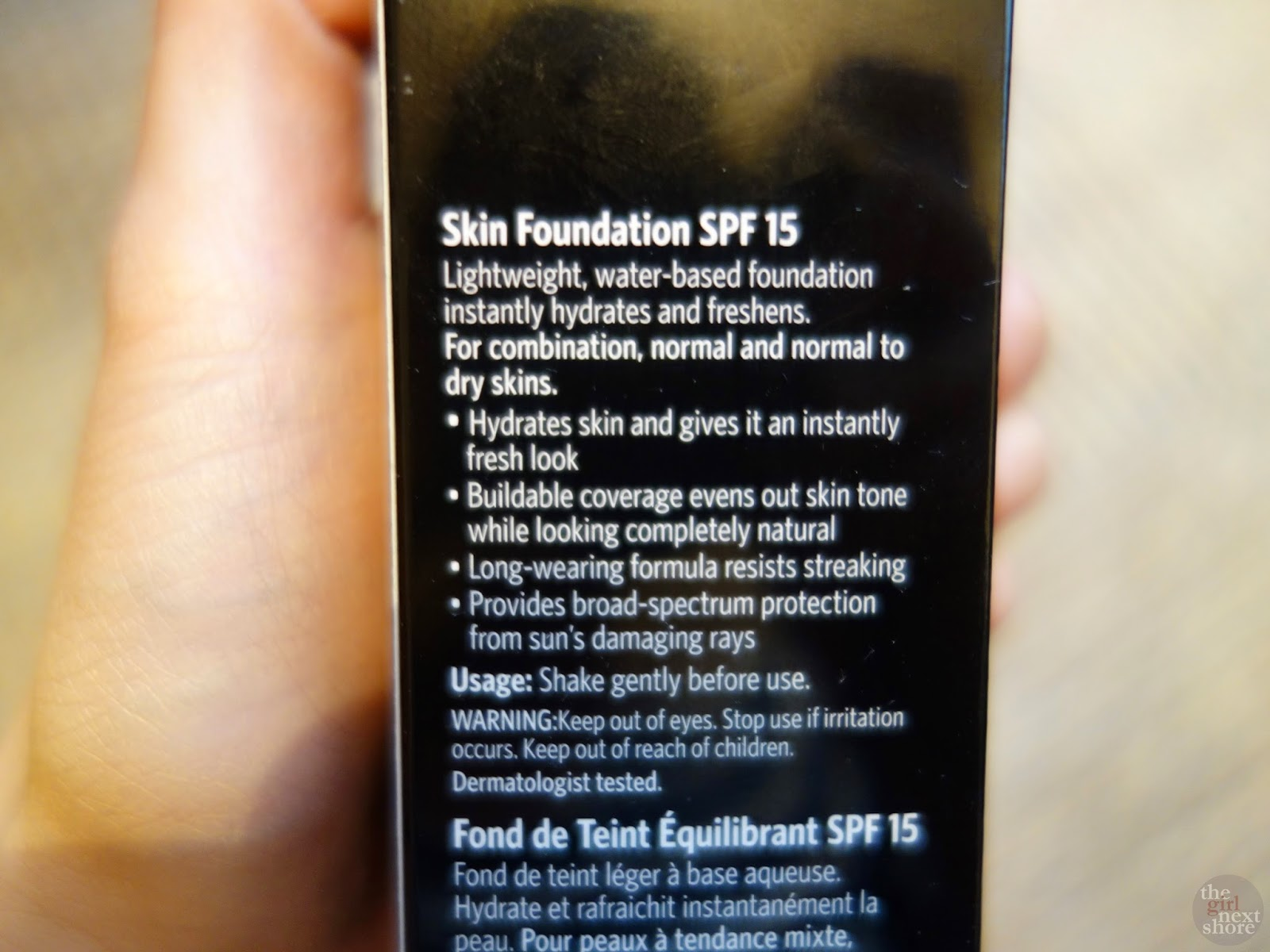 Skin Y Love At First Swipe Bobbi Brown Skin Foundation Spf15 The