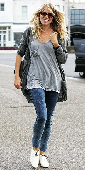 Sienna Miller Fashion Icon
