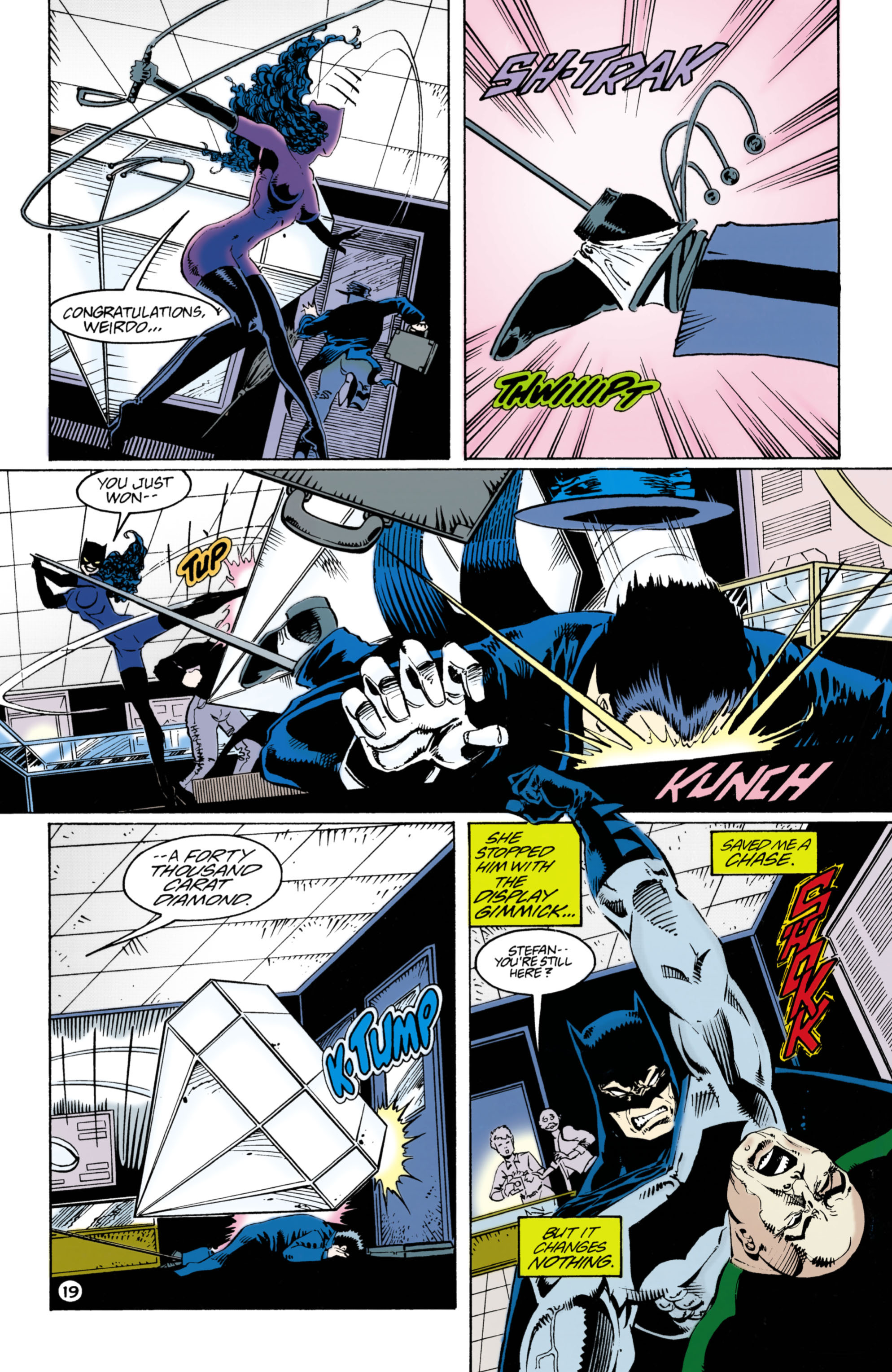 Catwoman (1993) Issue #40 #45 - English 20