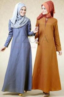 Contoh Model Busana Muslim Zoya Edisi Lebaran Tahun Ini