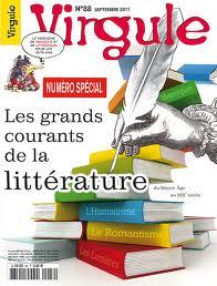 virgule magazine