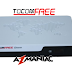 Tocomfree G928 Atualização Modificada FIX 58W - 04/06/2017