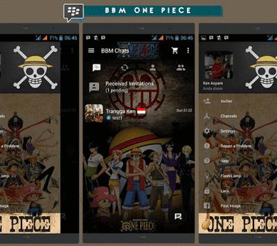 Bbm One Piece