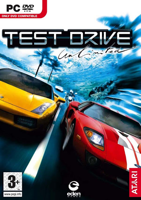 Test Drive Unlimited Download Cover Free Game