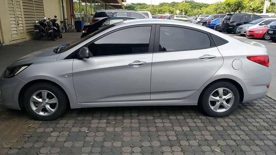OFW Jayson Sazon Jingco car
