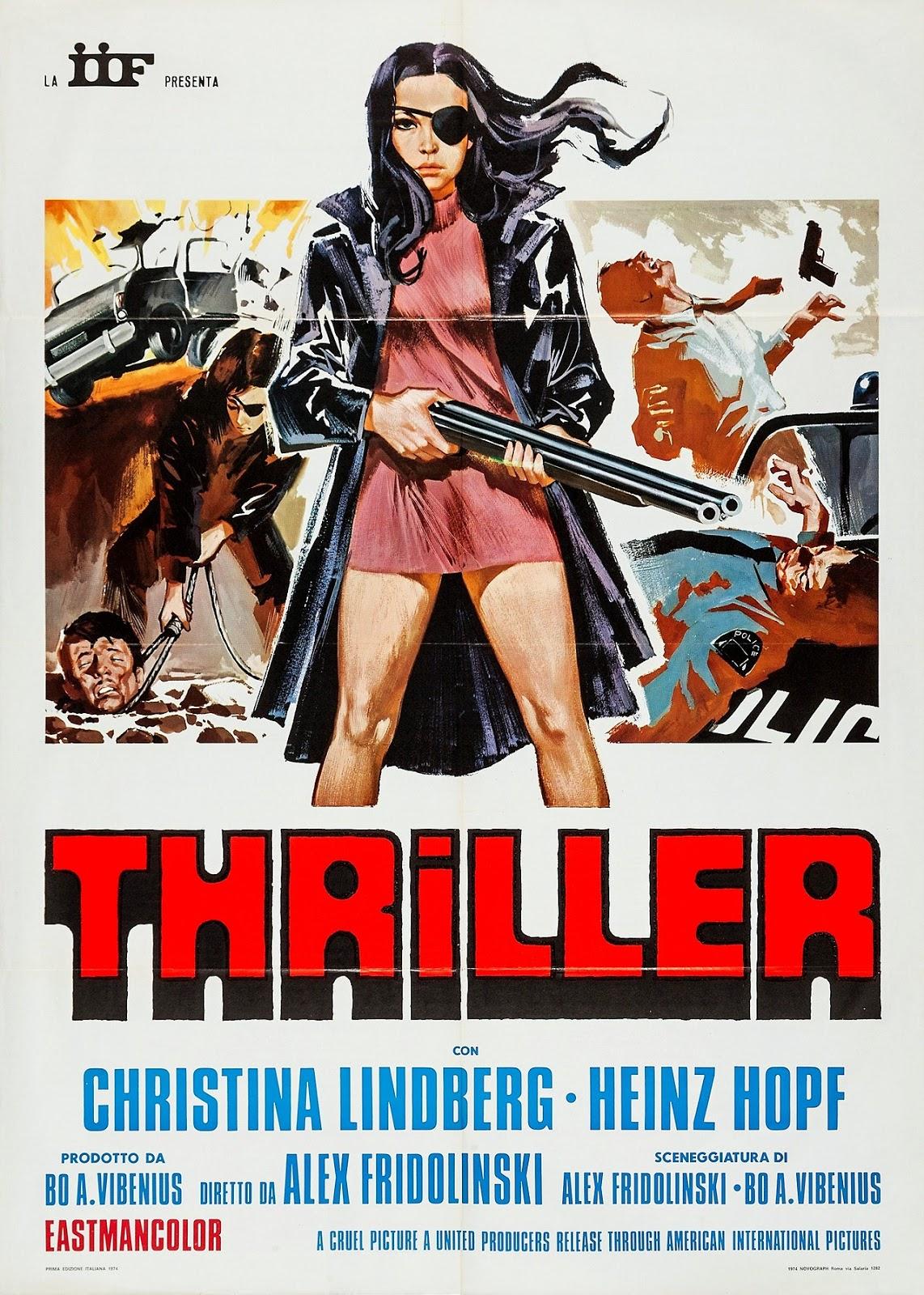 Filmes De Lebicas with cinenina: thriller: um filme cruel (1974)